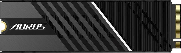 Gigabyte Aorus NVMe Gen4 7000s SSD 1TB M.2 2280 NVMe PCIe 4.0 x4 3D NAND TLC (GP-AG70S1TB) - зображення 1