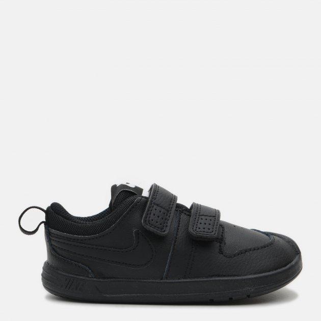 Кеды кожаные Nike Pico 5 (Tdv) AR4162-001 23.5 (8C) 14 см Черные (193146212267) - изображение 1