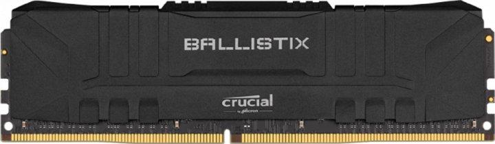 Модуль пам'яті Crucial 8GB DDR4 3200 Ballistix Black (BL8G32C16U4B) - зображення 1