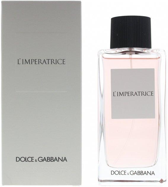 Туалетная вода для женщин Dolce&Gabbana №3 L'Imperatrice 100 мл (3423473020615/737052263137) - изображение 1