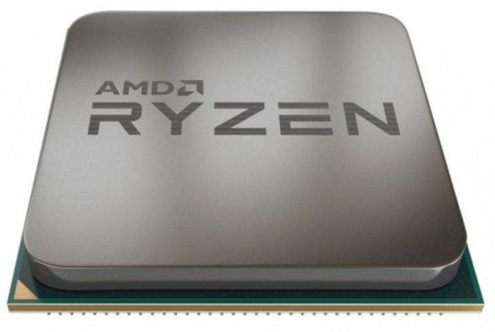 Процесор AMD Ryzen 5 3600X 3.8 GHz / 32 MB (100-000000022) sAM4 OEM - зображення 1