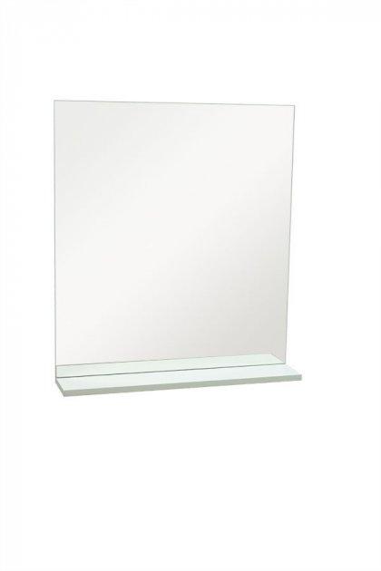 Зеркало Омега 500 х 700 с полочкой - изображение 1