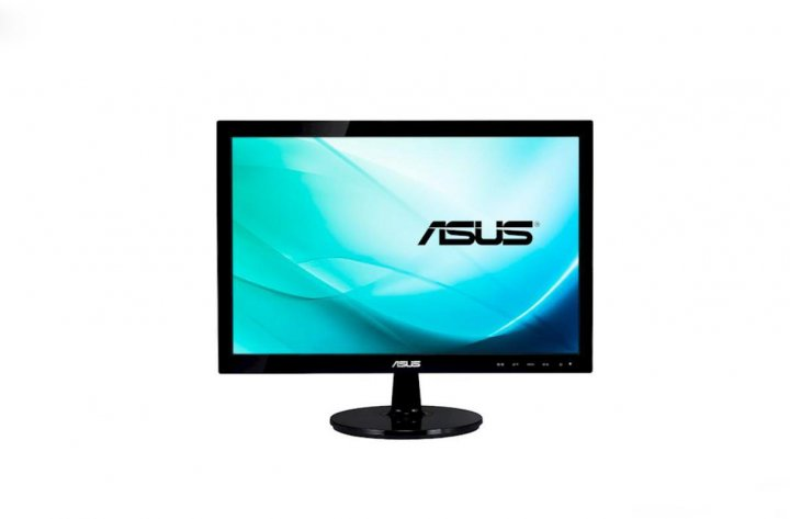 Монітори Asus VS197DE 1000006405952 Б/У - зображення 1