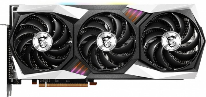 MSI PCI-Ex Radeon RX 6800 Gaming X TRIO 16G 16GB GDDR6 (256bit) (1775/16000) (HDMI, 3 x DisplayPort) (RX 6800 GAMING X TRIO 16G) - изображение 1