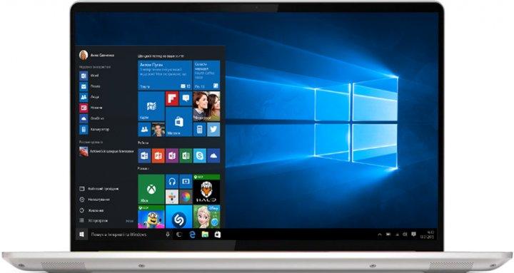 Ноутбук Lenovo IdeaPad S540-13IML (81XA0098RA) Iron Grey - зображення 1