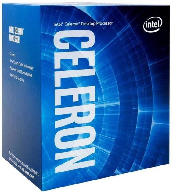Процесор Intel Celeron G5905 3.5 GHz / 8 GT / s / 4 MB (BX80701G5905) s1200 BOX - зображення 1