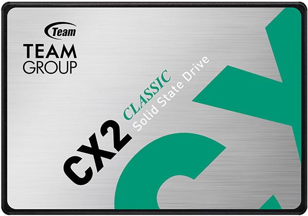 """Team CX2 1TB 2.5"""" SATAIII 3D TLC (T253X6001T0C101) - зображення 1"""