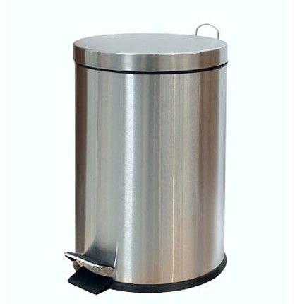 Відро для сміття з педаллю Eco Fabric 5 л (TRL0601-5L) - зображення 1