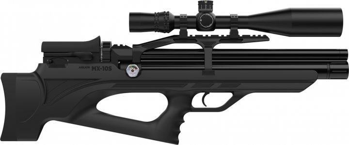 Пневматическая винтовка Aselkon MX10-S Black (1003376) - изображение 1