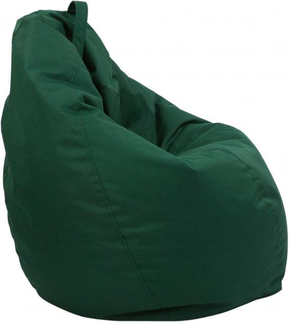 Крісло-мішок Сектор Груша Зелений - зображення 1