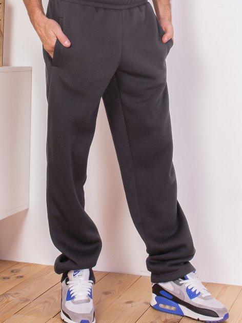 Спортивные штаны ISSA PLUS GN-405 S Темно-серые (issa2000686048059) - изображение 1