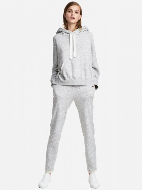 Спортивные штаны H&M 5471086-ACWW XL Светло-серые (3000000266557) - изображение 1