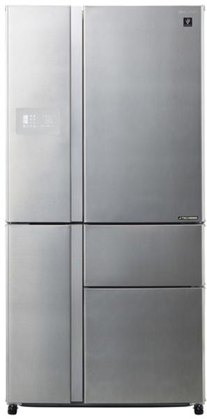 Многодверный холодильник SHARP SJ-PX830ASL - изображение 1