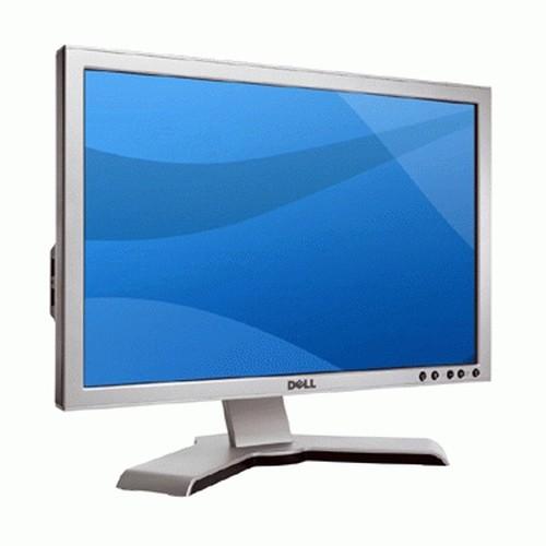 "Монітор 20"" Dell UltraSharp 2009Wt silver (16:10/DVI/VGA/USB hub) Class A Б/У - зображення 1"