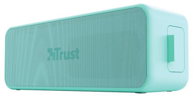 Акустическая система Trust Zowy Max Bluetooth Speaker Mint (23827) - изображение 1