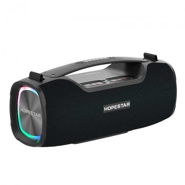 Колонка Bluetooth HOPESTAR A6 X black - изображение 1