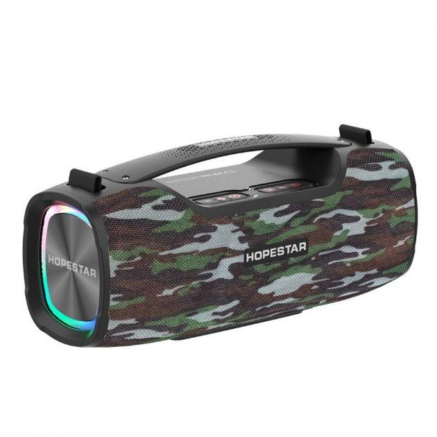 Колонка Bluetooth HOPESTAR A6 X camo - изображение 1