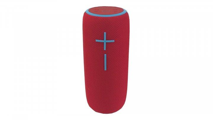 Портативная Bluetooth колонка Hopestar P21 red - изображение 1