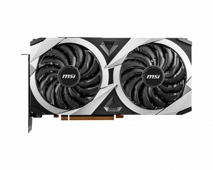 MSI PCI-Ex Radeon RX 6700 XT MECH 2X 12G 12GB GDDR6 (192bit) (16000) (HDMI, 3 x DisplayPort) (RX 6700 XT MECH 2X 12G) - зображення 1