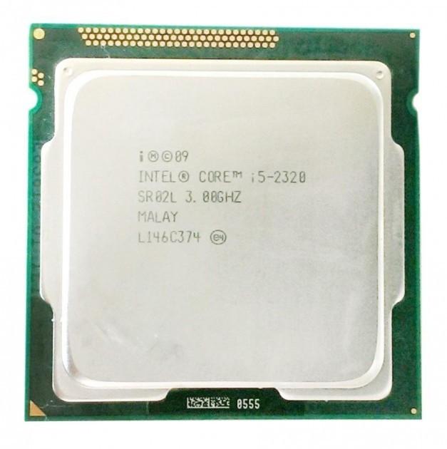 Б/У, Процесор, Intel Core i5-2320, 4 ядра, 3.30 GHz - зображення 1