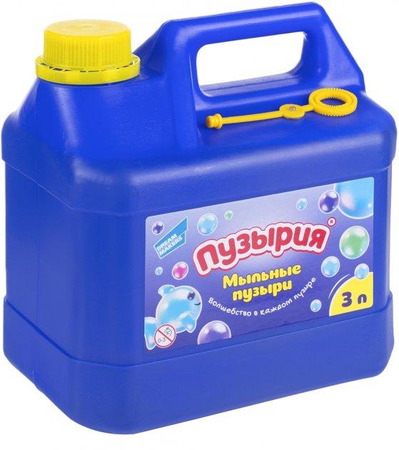 Мыльные пузыри Bubbleland 3 л (4814723008733)