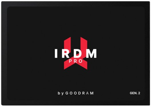 "Goodram IRDM Pro Gen.2 1TB 2.5"" SATAIII 3D TLC (IRP-SSDPR-S25C-01T) - зображення 1"
