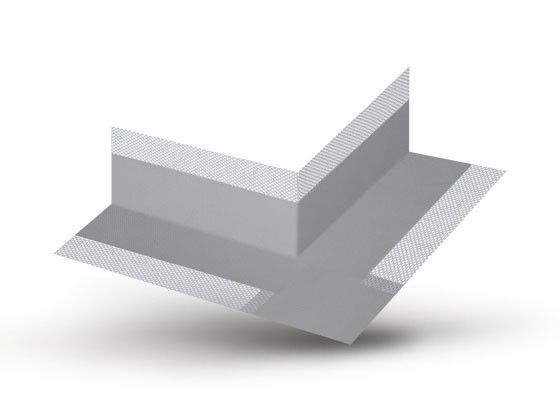 Гидроизоляционная лента Izolex угол наружный для уплотнения примыканий NZPL2/1 - изображение 1