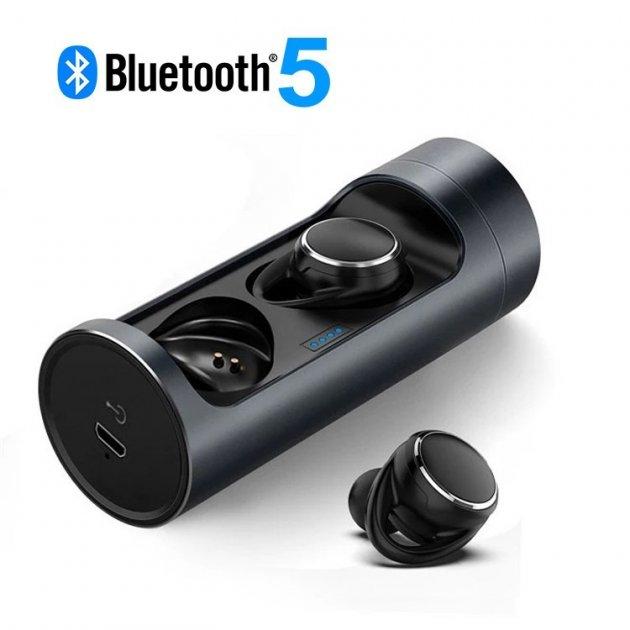 Беспроводные Bluetooth наушники True Wireless TWS 5.0 pro Black - изображение 1