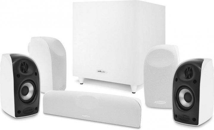 Polk Audio TL1700 White (236466) - зображення 1