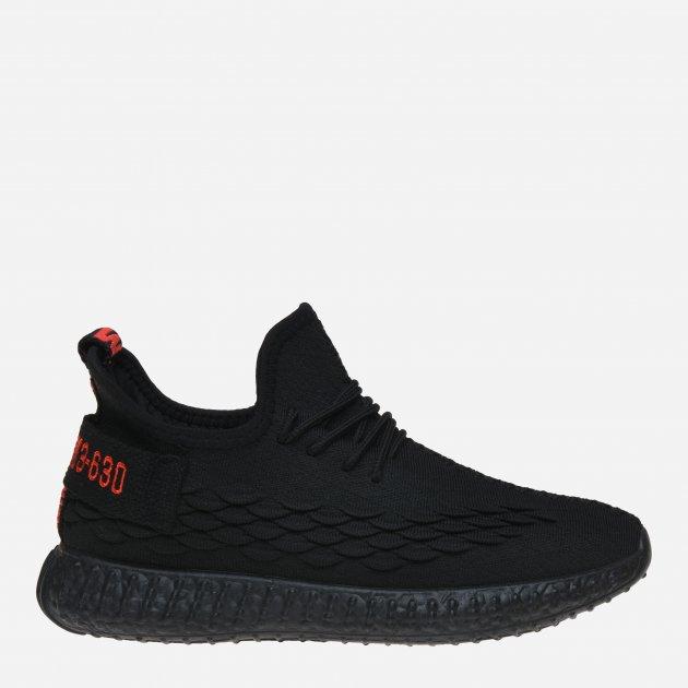 Кросівки WB 9901-1 43 26 см Black (H2000029480256) - зображення 1