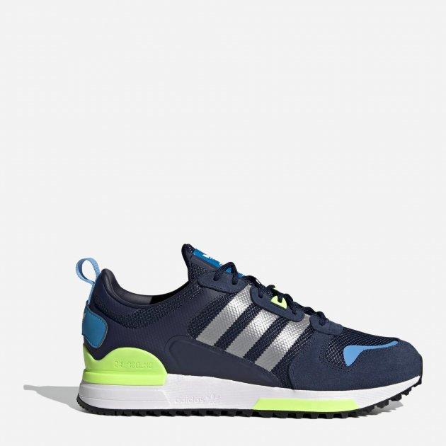 Кроссовки Adidas Originals Zx 700 Hd FX7024 41 (8.5UK) 27 см Conavy/Silvmt/Hireye (4064037664815) - изображение 1