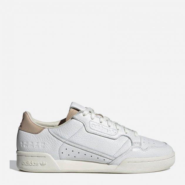 Кроссовки Adidas Originals Continental 80 FY5469 40.5 (8UK) 26.5 см Ftwwht/Ftwwht/Owhite (4064037500564) - изображение 1