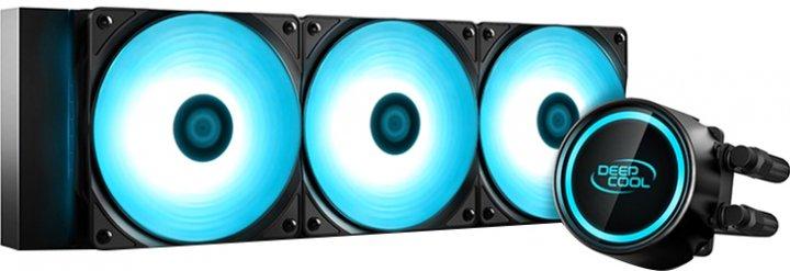Система жидкостного охлаждения DeepCool Gammaxx L360 V2 - изображение 1