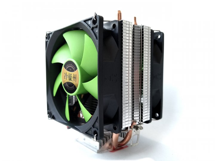 Кулер для процесора Cold State Extreme-205 (№253) - зображення 1