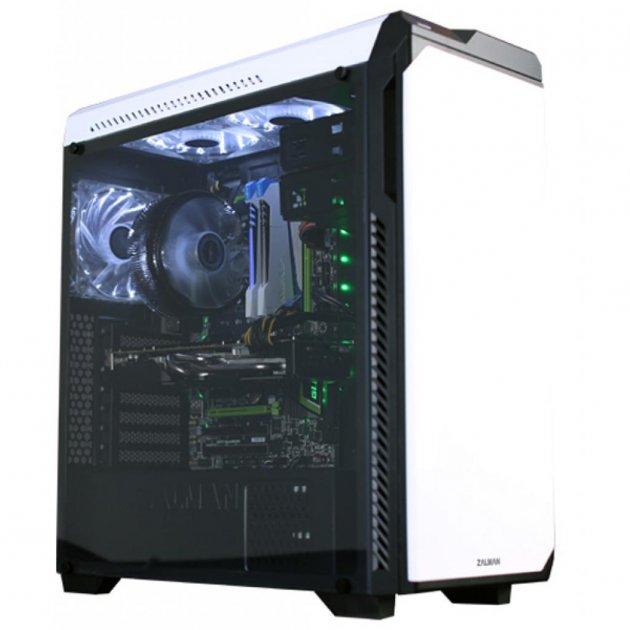 Корпус Zalman Z9 NEO Plus (White) - зображення 1