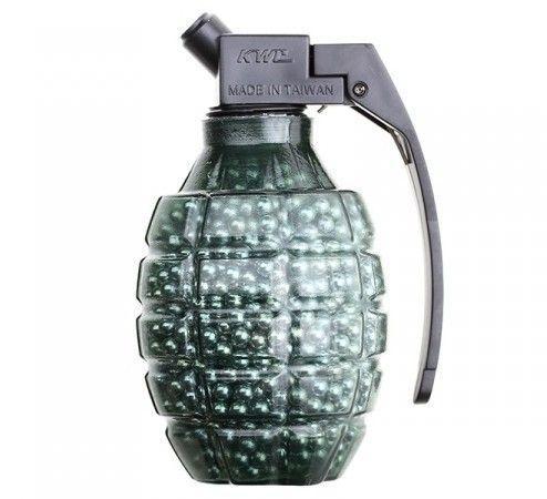 Кульки KWC Steel BB 2000 шт KW080 (2333.02.15) - зображення 1