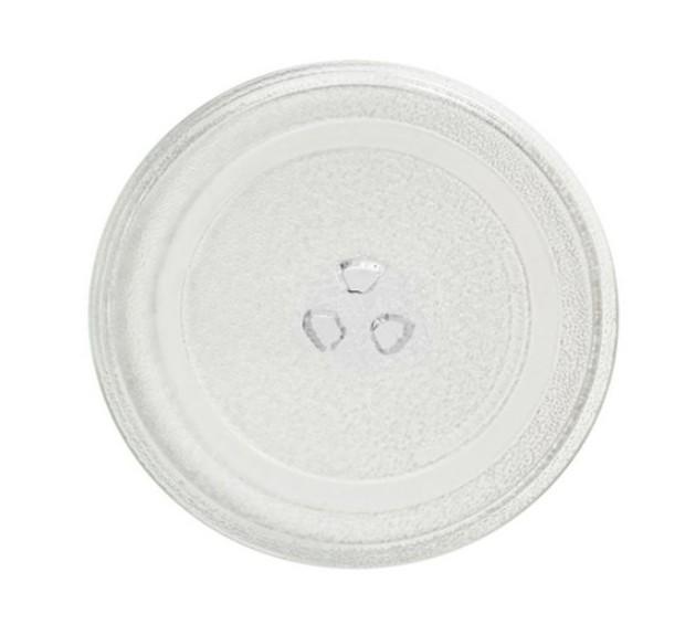 Стеклянная тарелка для микроволновой печи Elenberg - изображение 1