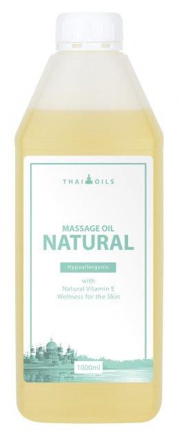 Профессиональное массажное масло «Natural» 1000 ml - изображение 1