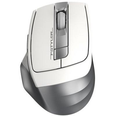 Мышка A4tech FG35 Silver - изображение 1
