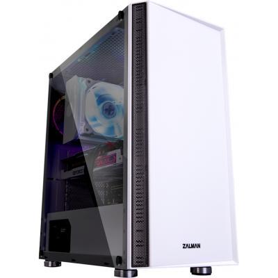 Корпус Zalman R2 White RGB Glass - зображення 1