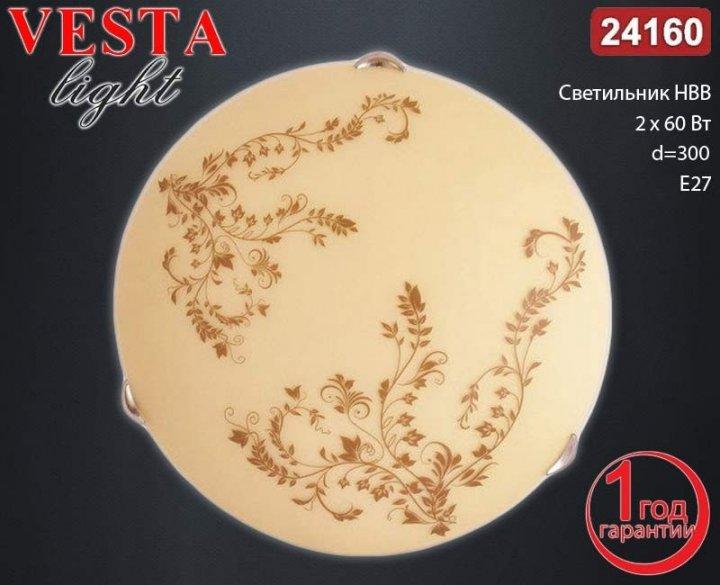 Настінно-стельовий світильник Vesta Light (24160) - зображення 1