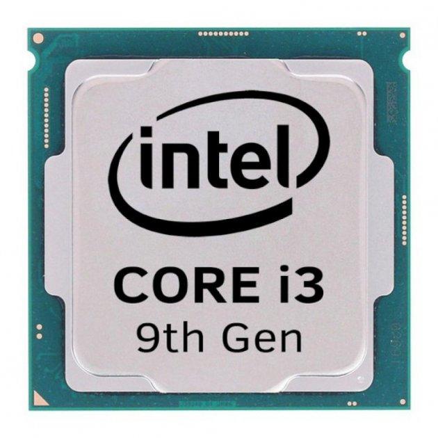 Процесор INTEL Core™ i3 9100F (CM8068403377321) - зображення 1