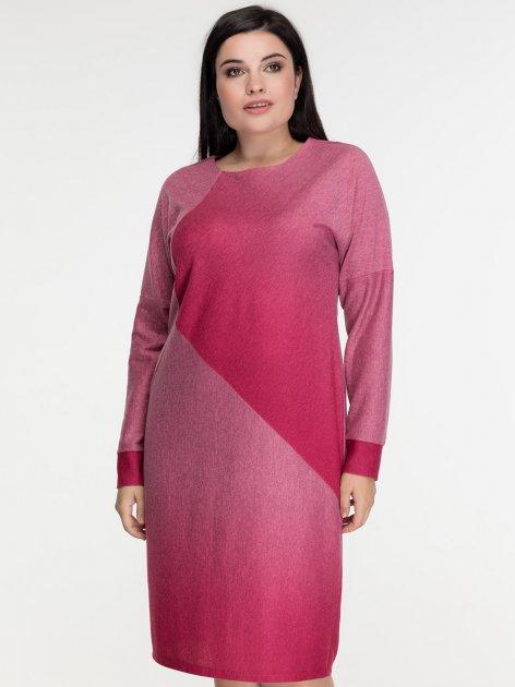 Платье All Posa Арабелла 1408-4 52 Розовое - изображение 1