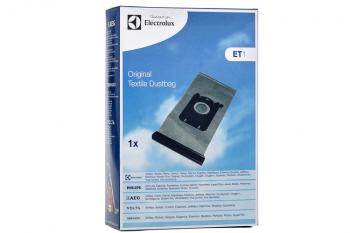 Тканинний мішок для пилососа Electrolux, Philips ET1 - зображення 1