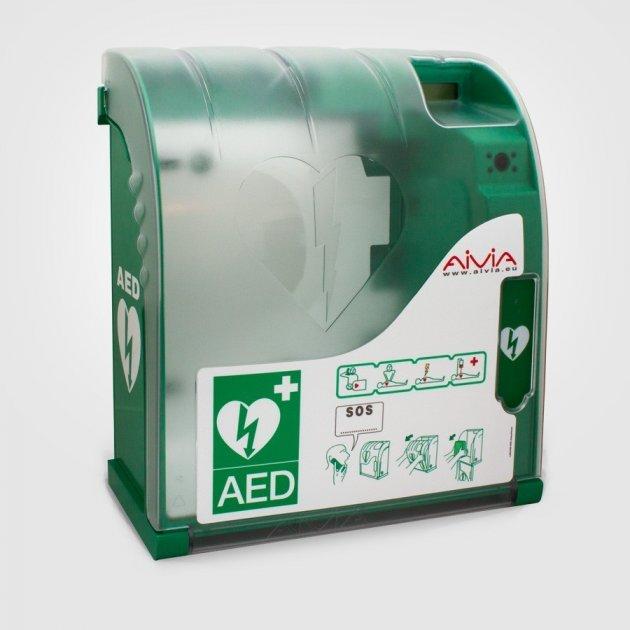 Ящик для дефибриллятора Aivia 100 - изображение 1