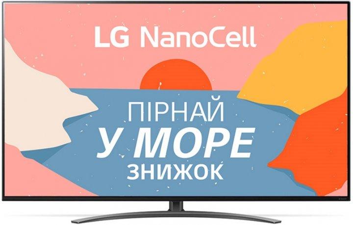 Телевізор LG 55NANO916NA - зображення 1