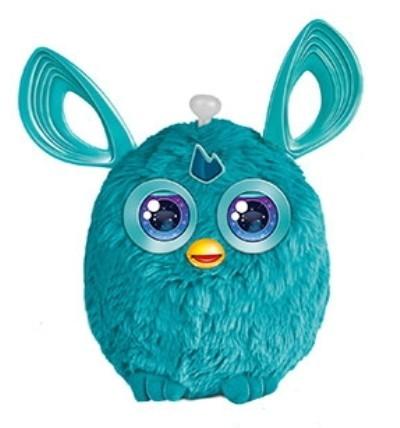 Ферби інтерактивна дитяча іграшка Baby Tilly - зображення 1