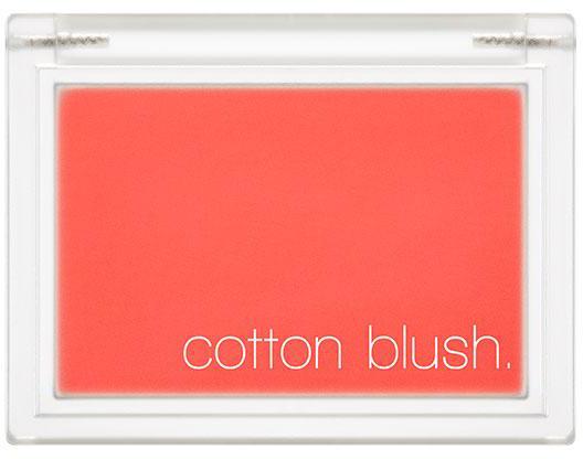 Хлопковые румяна Missha Cotton Blush Red Flat 4 г (8809581444331) - изображение 1