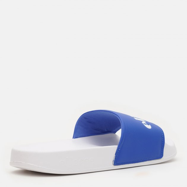 Шлепанцы Ellesse Filippo Synt Am 617187-BLUWHT 43 (9 UK) 27.1 см Белые с синим (5059502096498)
