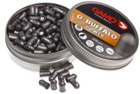 Пульки Gamo G-Buffalo 1.0 г 200 шт 4.5 мм (6322824) - изображение 1